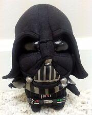 """Star Wars Talking Darth Vader 6"""" Plush - Underground Toys (no longer talks)"""