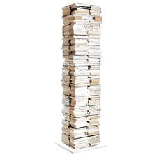 OPINION CIATTI libreria PTOLOMEO PTX4-A bianca h197 420 libri