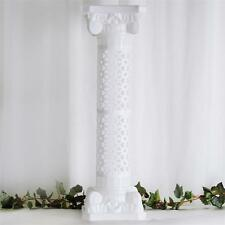 "Venetian Artistic Roman Wedding Columns 41"" Tall - 4PCS/Set"