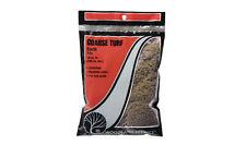 T60 Woodland Scenics - Coarse Turf Earth Bag For Model Train Displays & Dioramas