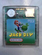 GAME BOY JACK DIY EVERDRIVE  CUSTOM