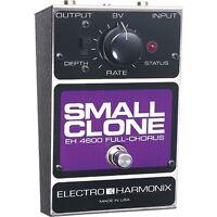 Electro Harmonix Small Clone Analog Chorus Guitar Effects Pedal Kurt Cobain