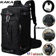 KAKA Travel 50L Men Women Multifunction 17.3 Laptop Backpack outdoor Luggage Bag