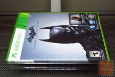 Batman: Arkham Origins + Steelbook (Xbox 360 2013) FACTORY SEALED! - EX!