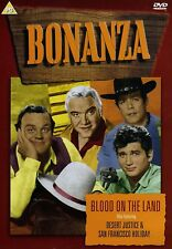Bonanza - Blood On The Land [Dvd]  CD NEW