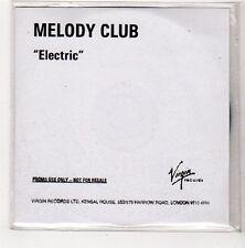 (FV365) Melody Club, Electric - DJ CD