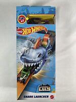 Hot Wheels City Shark Launcher with Car