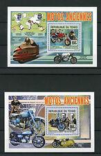Chadian Sheet Postal Stamps