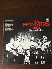"THE SPINNERS ""Vol.2 - Noir & Blanc"" ORIGINAL UK 12"" Vinyle LP"