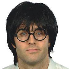 Lunettes NOIRES Etudiant Sans Verres déguisement HARRY POTTER ADULTES LG