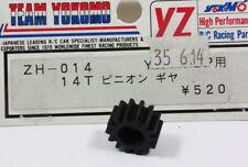 YOKOMO Pignon pour YR-4GP - 14 dents ZH-014 35614