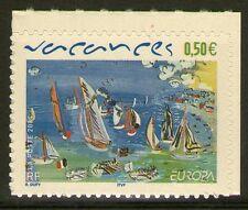 TIMBRE 3668 NEUFAUTOADHESIF XX LUXE - EUROPA - LES VACANCES OEUVRE DE RAOUL DUFY