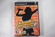 Karaoke Revolution Vol 2 Volume (Sony Playstation 2 ps2) NEW Factory Sealed