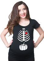 Halloween Maternity Pregnancy Halloween T-shirt party tee shirt Halloween