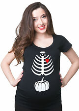 Halloween Maternity Pregnancy Halloween T-shirt party tee shirt Halloween