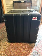 SKB 19-10U Rack Mount 10-Space Road Case