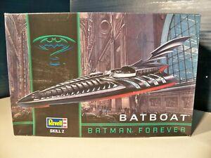 Batman Forever Batboat Model Revell