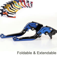 Folding Extending Brake Clutch Levers For Suzuki GSX-S1000/F/ABS 2015