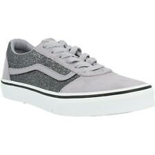 Vans Ward Kid's Youth Low Top Glitter Casual Shoes