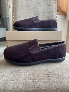 Clarks Men's King Twin Low-Top Slippers Size Uk 8