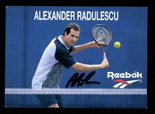 Alexander Radulescu Autogrammkarte Original Signiert Tennis + A 149920