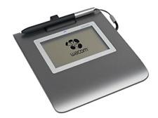 "Tableta de firma - Wacom STU-430V, Pantalla LCD, 4.5"", USB, Plateado"