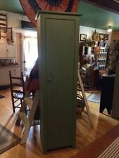 Primitive Handcrafted Cupboard-The Linen Closet