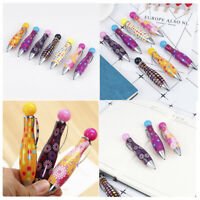 Creative Stationery Cute Blue Ink Mini Advertising Pen Retractable Pen Ballpen