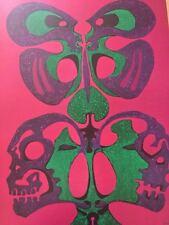 MEXICAN PEDRO CORONEL ESPECTACULAR ORIGINAL LITHOGRAPH