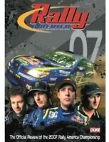 RALLY AMERICA 2007 CHAMPIONSHIP DVD. PASTRANA, CHOINIERE ETC 127 MIN. DUKE 4753N