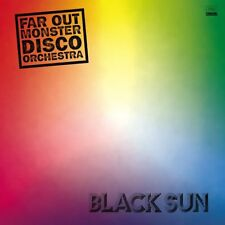 FAR OUT MONSTER DISCO ORCHESTRA - BLACK SUN   CD NEUF