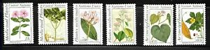 #8588 UNITED NATIONS 1990 FLORA FLOWERS YV 572-3,90-1,106-7 MNH