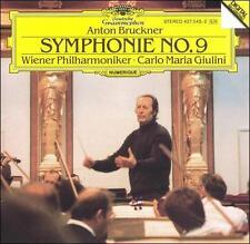 Bruckner: Symphonie No. 9 (CD, Jun-1989, Deutsche Grammophon)