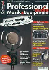 Professional Audio Musik & Equipment 2010/07