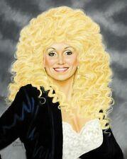 "Gary Adelman, ""Dolly Pardon"", 17x22, Pastel, Hollywood, Original"