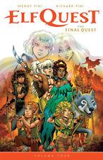 ELFQUEST FINAL QUEST volume 4 (SC) - Dark Horse - NEW, SIGNED!
