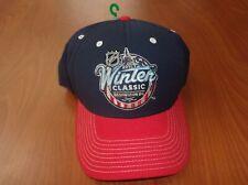 Reebok NHL Washington Capitals Hockey Winter Classic 2015 Center Ice Hat ~NWT~