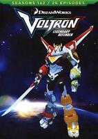 VOLTRON: LEGENDARY DEFENDER - SEASONS 1 & 2 NEW DVD