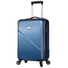 "20"" Suitcase 4 Spinner Wheels PC Luggage TSA Lock Ultra Light Cabin Carry On Bag"