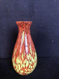 Welz - Line And Spot Vase