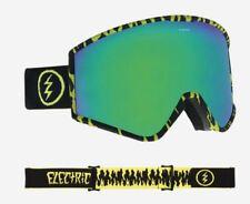 Electric, Goggle, Kleveland, Frame: sketch,  Lens: brose/green chrome