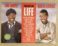 Life Cinema Small Quad Poster - Eddie Murphy, Martin Lawrence
