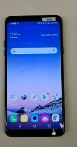 LG Stylo 4 Unlocked Clean Esn Works Great Cracked Screen FREE SHIPPING