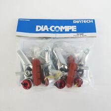 Pair DIA-COMPE CR-X Canti Lever Brake Front /& Rear Silver