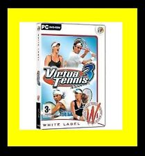 Virtua Tennis 3 (PC DVD) 100% Brand New