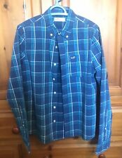 Trio of Size Small Shirts - Hollister, River Island & Next