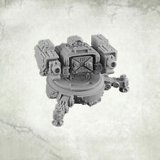 Legione Turret Sentry Gun TWIN Heavy THUNDER GUN kromlech resin krm089