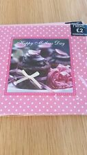NEXT CARD Happy Mothers Day Mum...Satin bow on front inc envelope