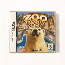 Zoo Tycoon and Disney G-Force Nintendo DS Games Bundle