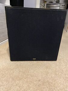 """NHT 10"""" Passive Subwoofer   $60"""